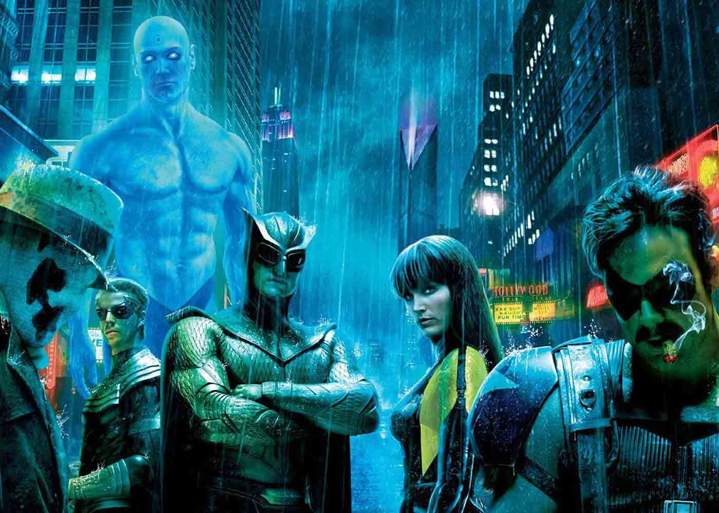Watchmen Series Being Developed at HBO by Damon Lindelof
