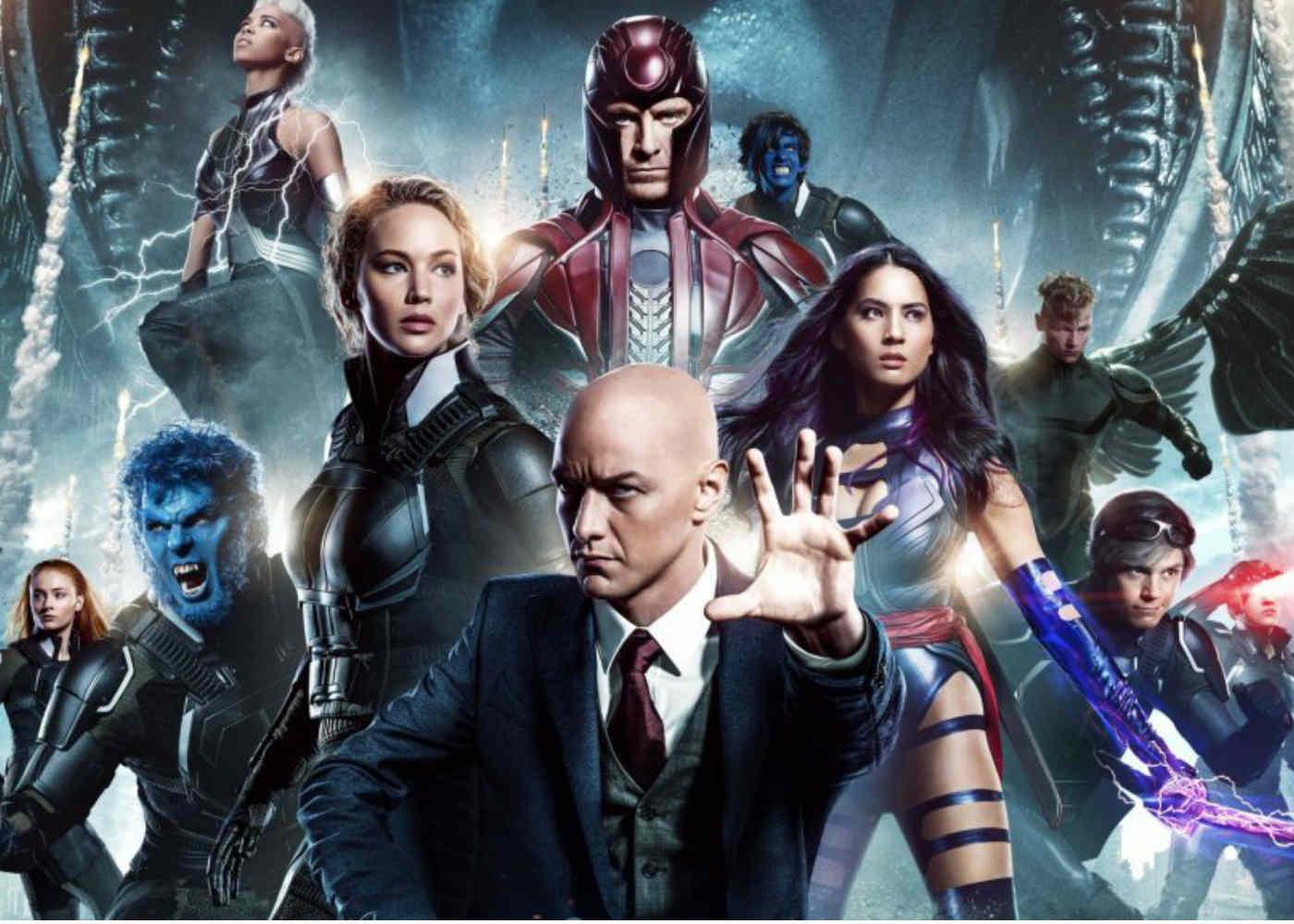 X-Men: Dark Phoenix to Rise with Jessica Chastain in 2018