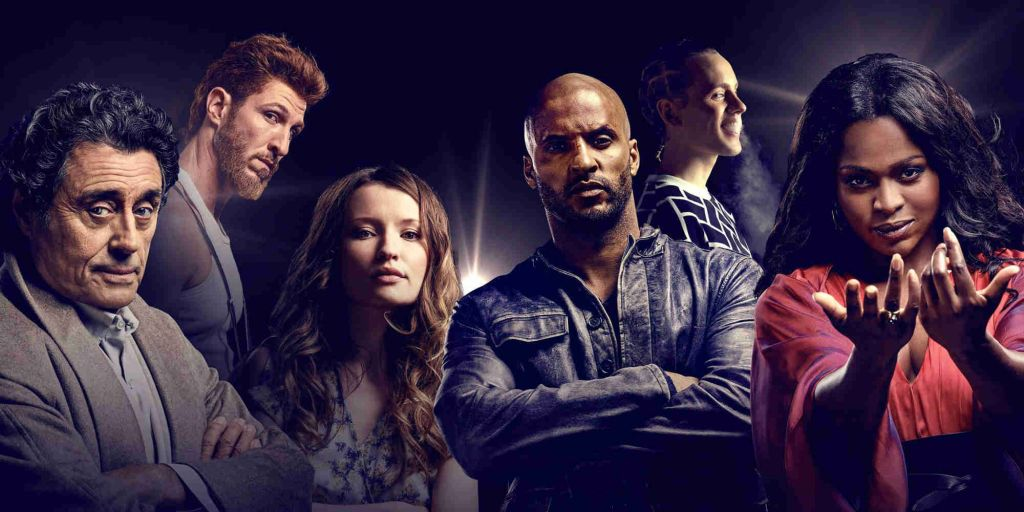 American Gods, Shadow, American Gods Cast, Ricky Whittle