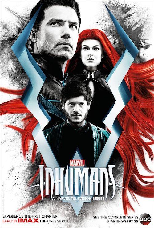 Inhumans, marvel, MCU, anson mount, serinda swan, iwan rheon