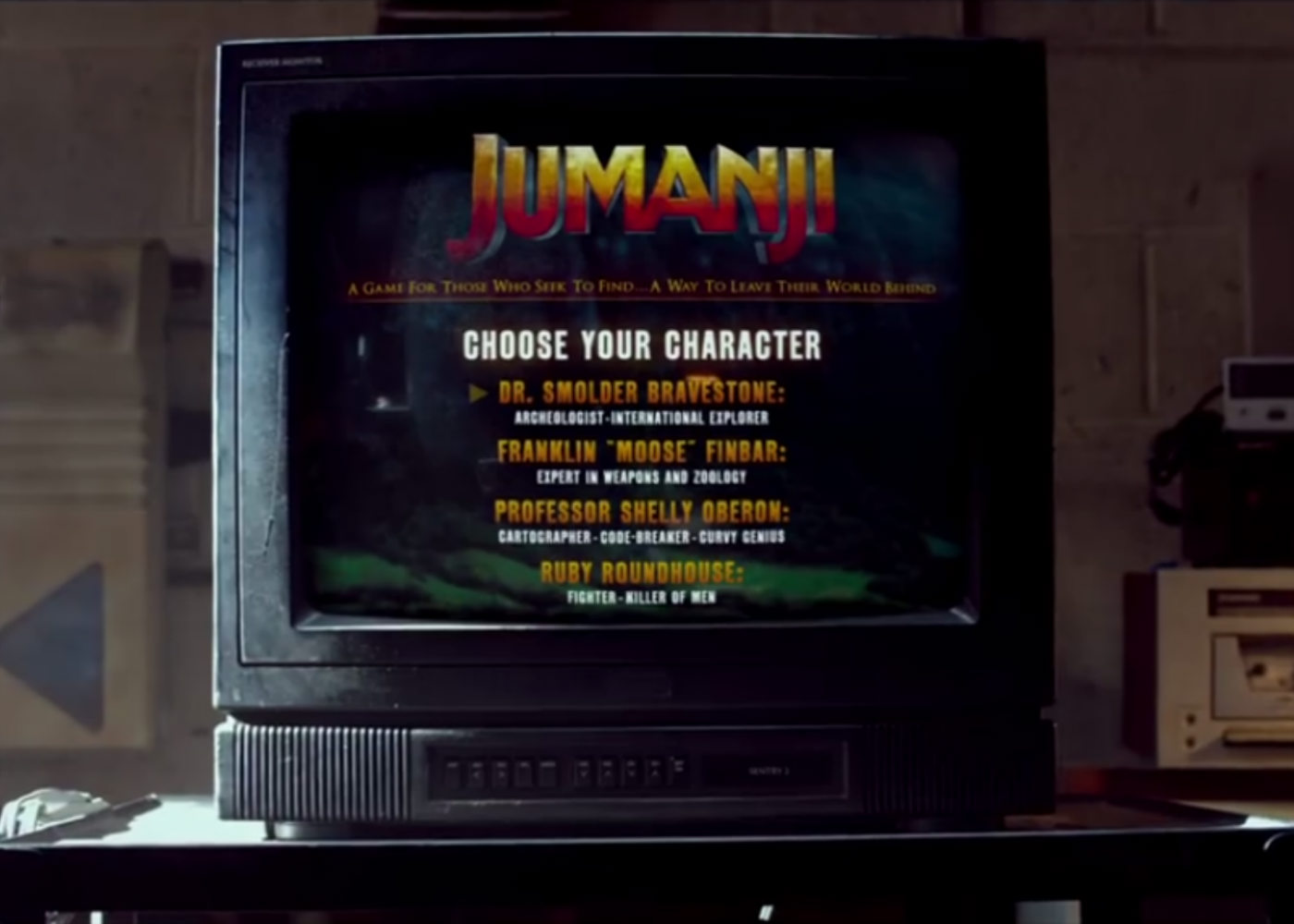 Jumanji: Welcome to the Jungle Gets A Rocking Debut Trailer