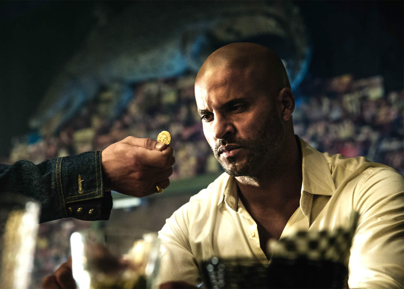 Exclusive: Ricky Whittle Discusses the Success of American Gods, and What's to Come in Season 2