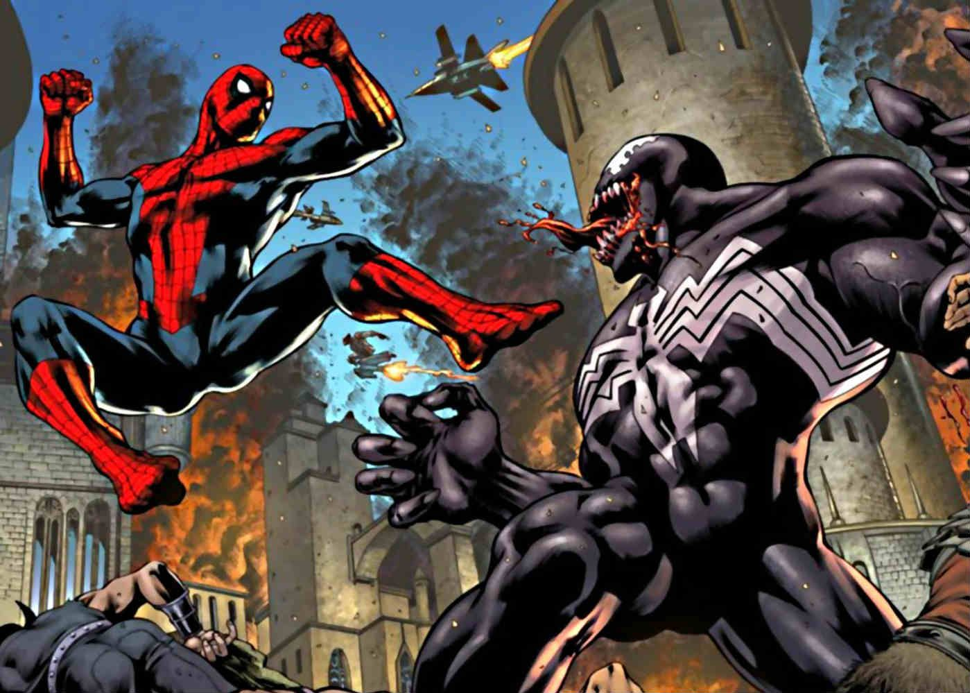 Sony's Venom and Black Cat Movies Are OFFICIALLY Part of the MCU