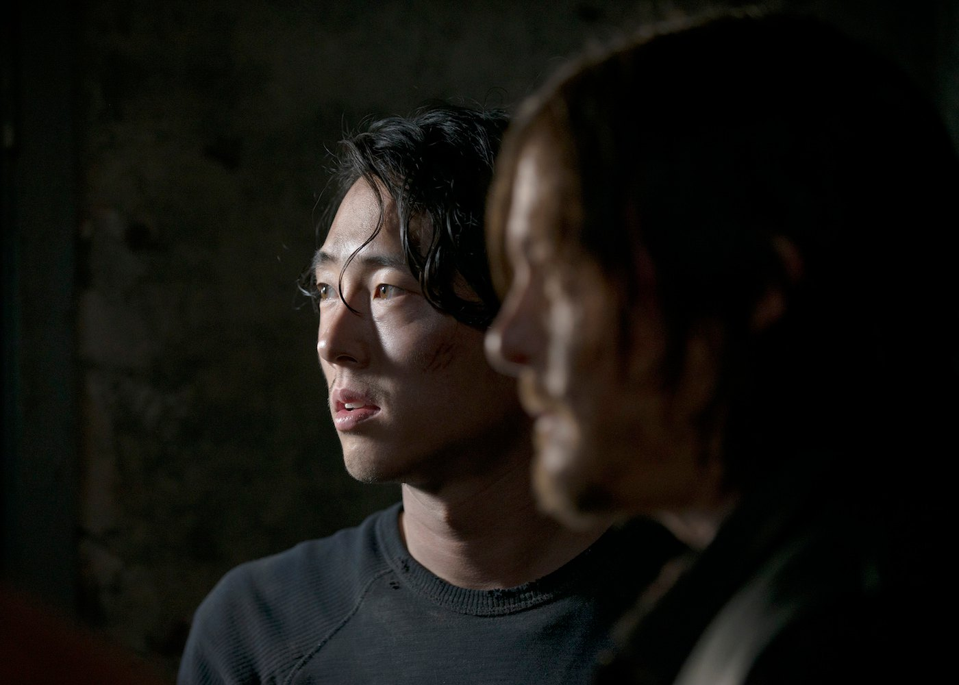 The Walking Dead: Steven Yeun on His Departure & the Gore Controversy