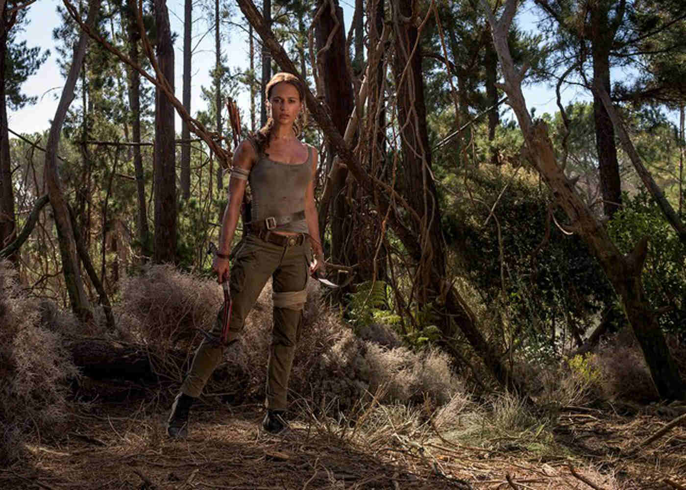 New Tomb Raider is an Origin Story… Sort of