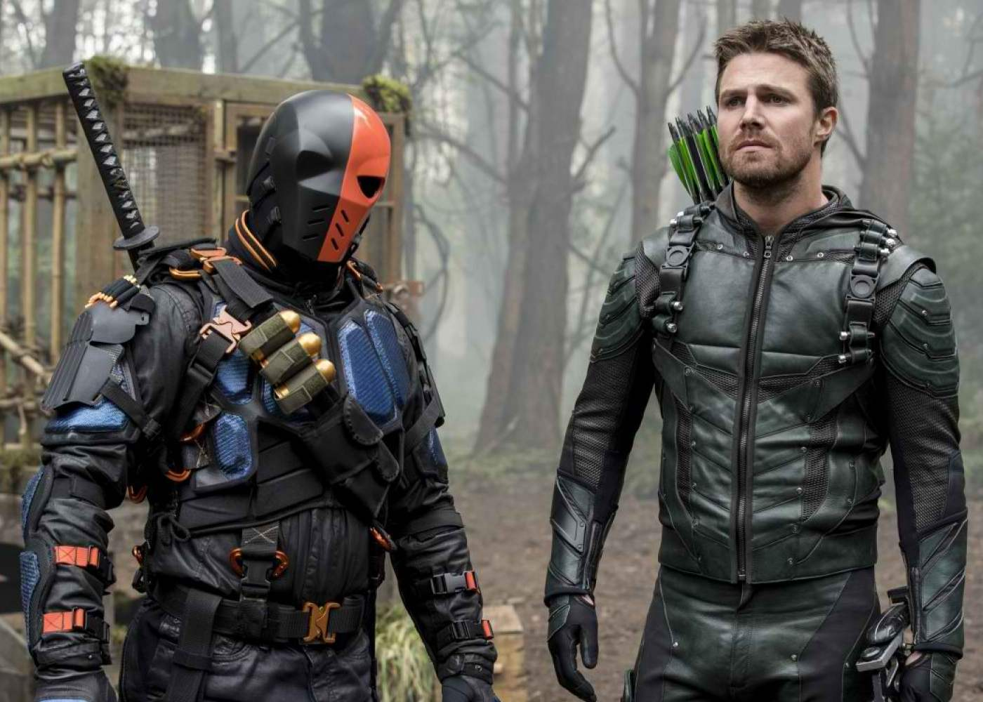 Expect to See More of Deathstroke in Arrow Season 6