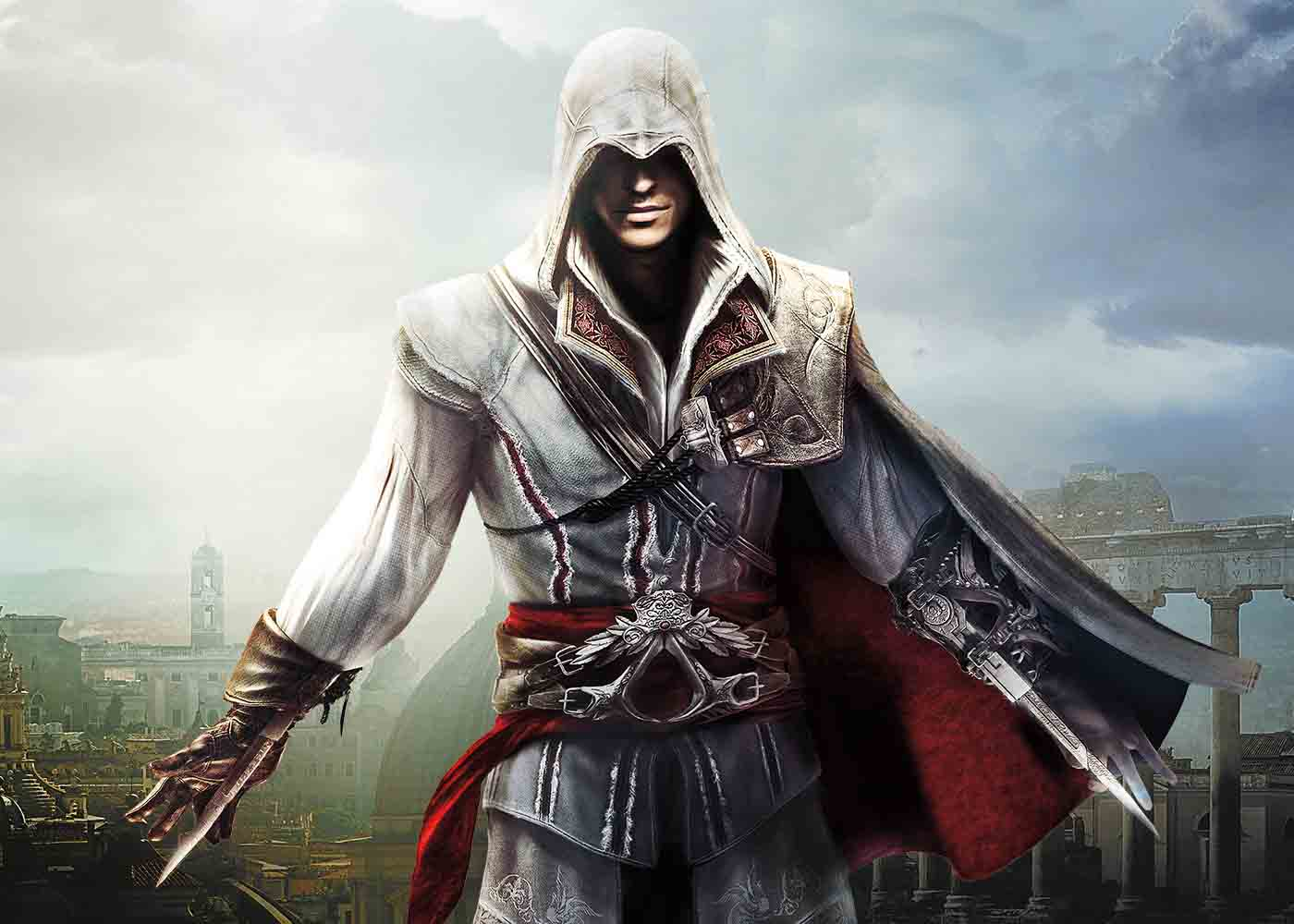 Assassin's Creed Animated Series in the Works from Adi Shankar
