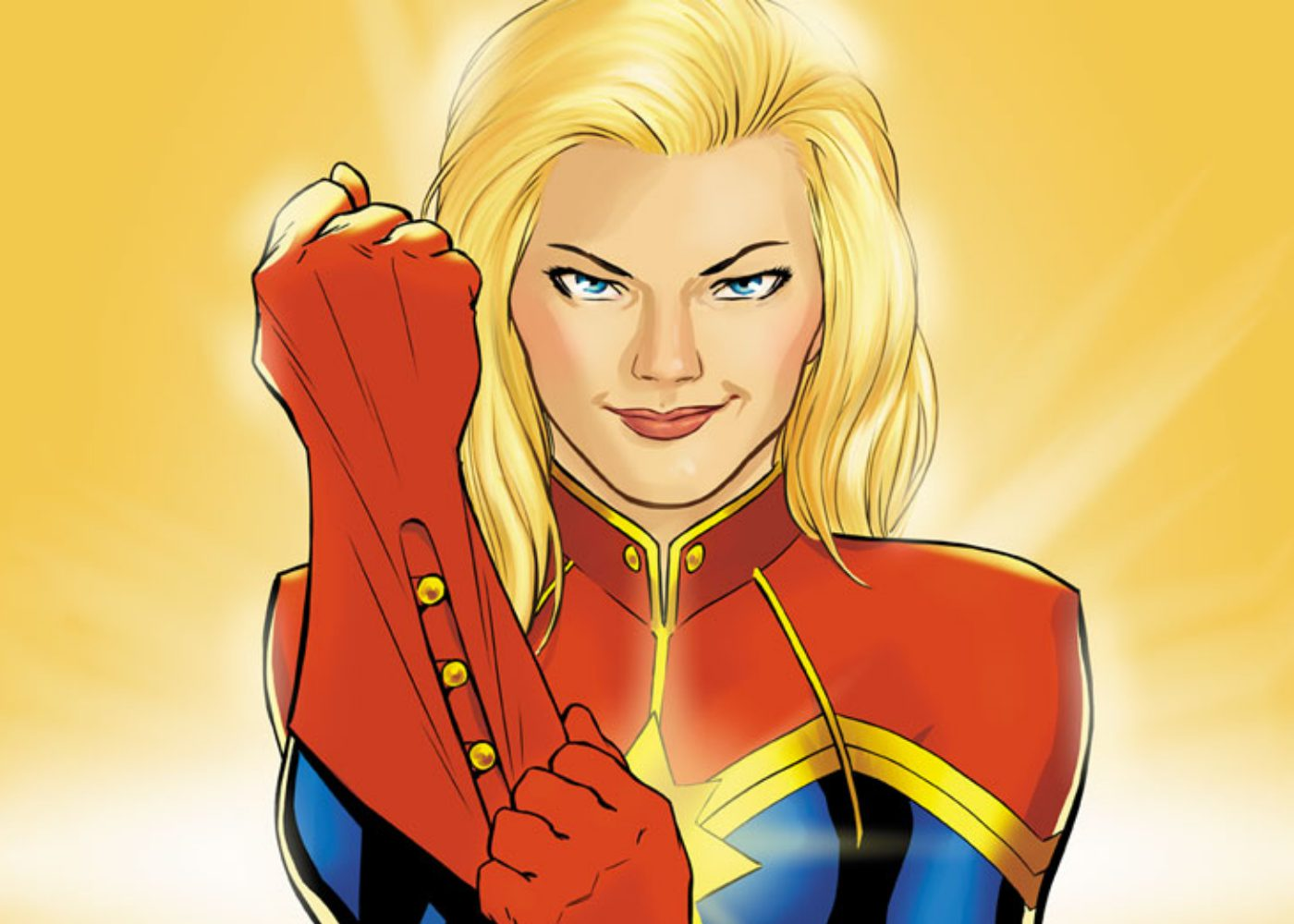 Brie Larson Discusses Honoring the Legacy of Captain Marvel
