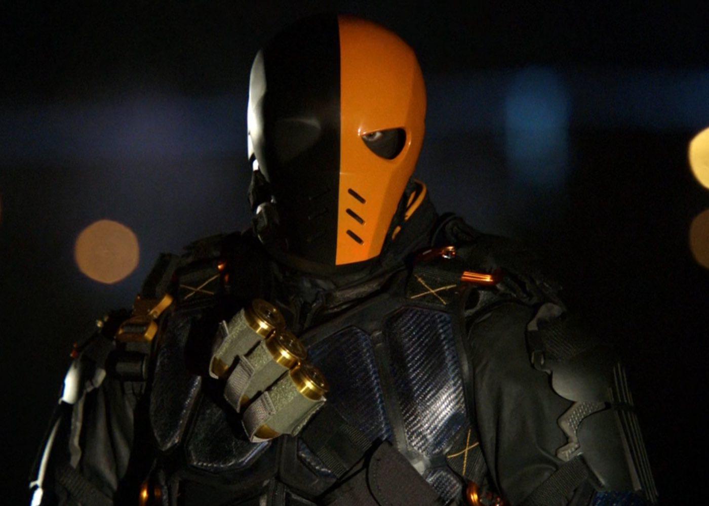 Deathstroke Arrow Season 2