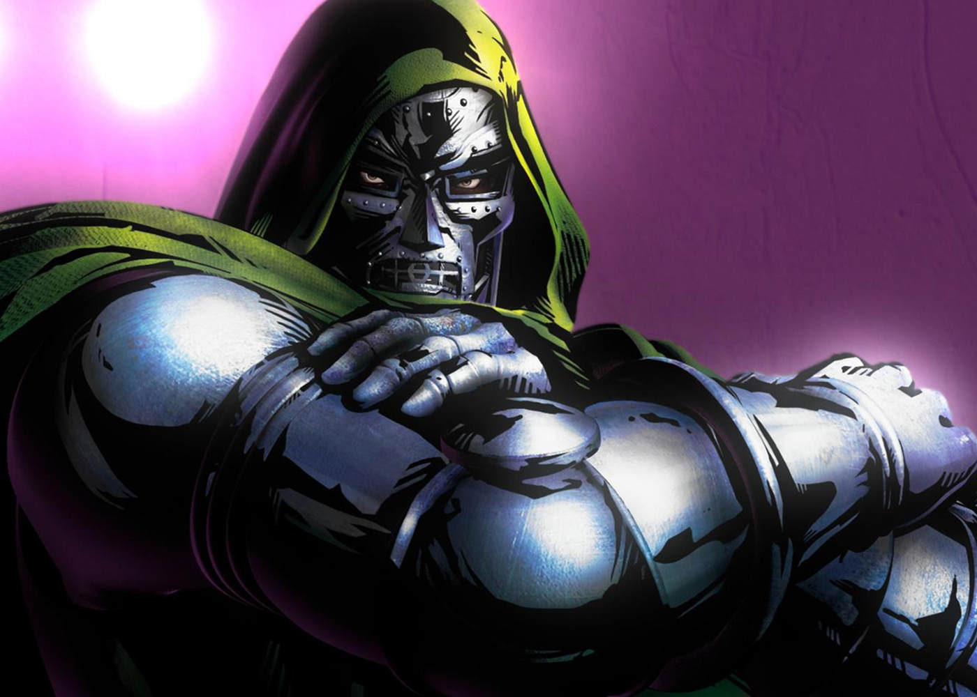 Doctor Doom Rumored to be the Villain for Black Panther 2