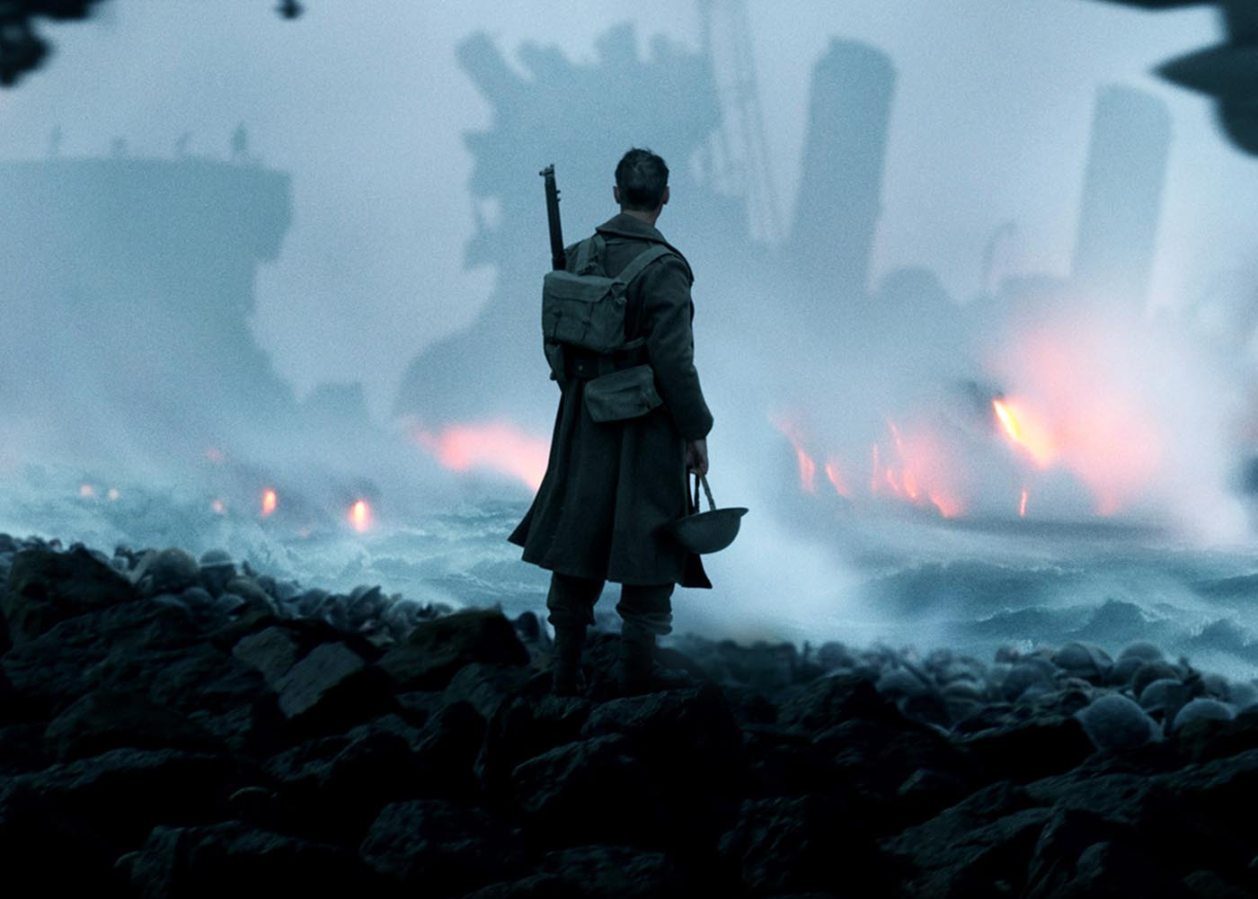 Dunkirk is a Heart-Pounding Technical Symphony