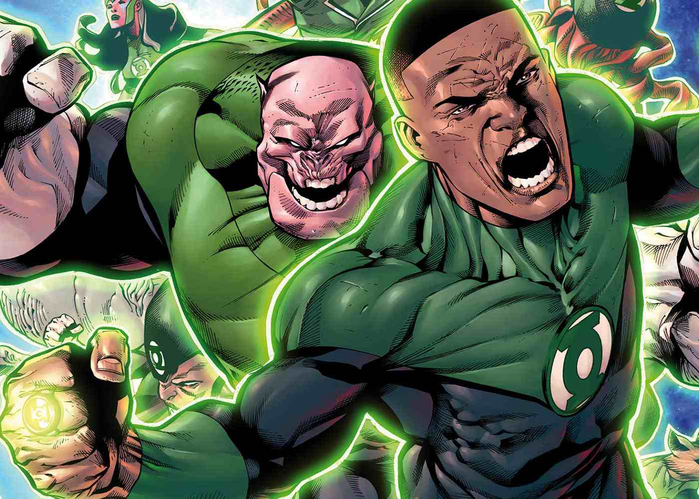 Green Lantern Corps Allegedly Has a Director, Character Descriptions