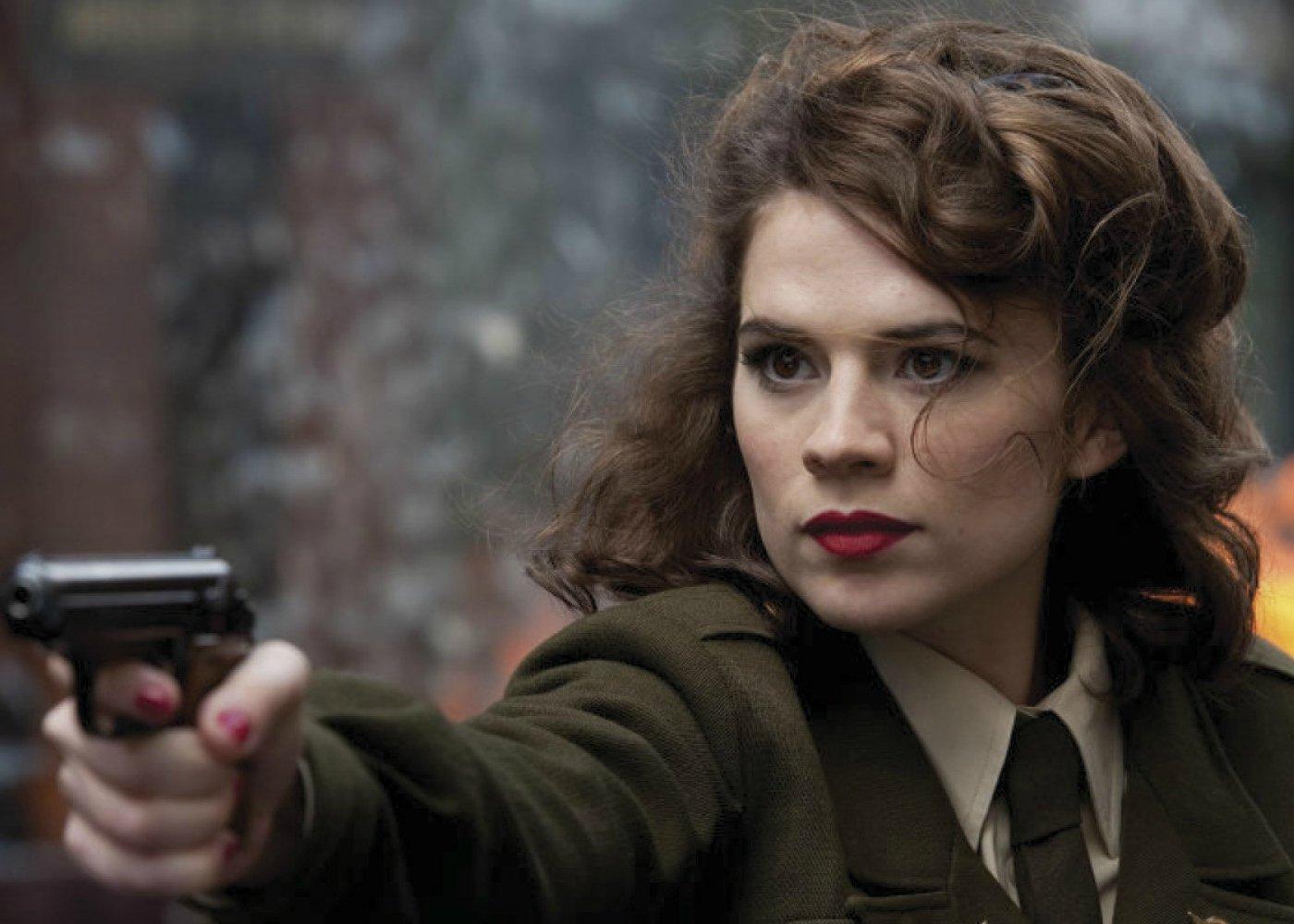Agent Carter's Hayley Atwell Applauds Wonder Woman