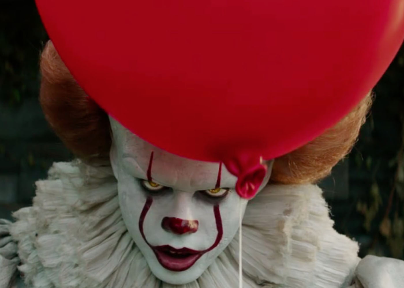SDCC – Artwork and Footage for Stephen King's IT