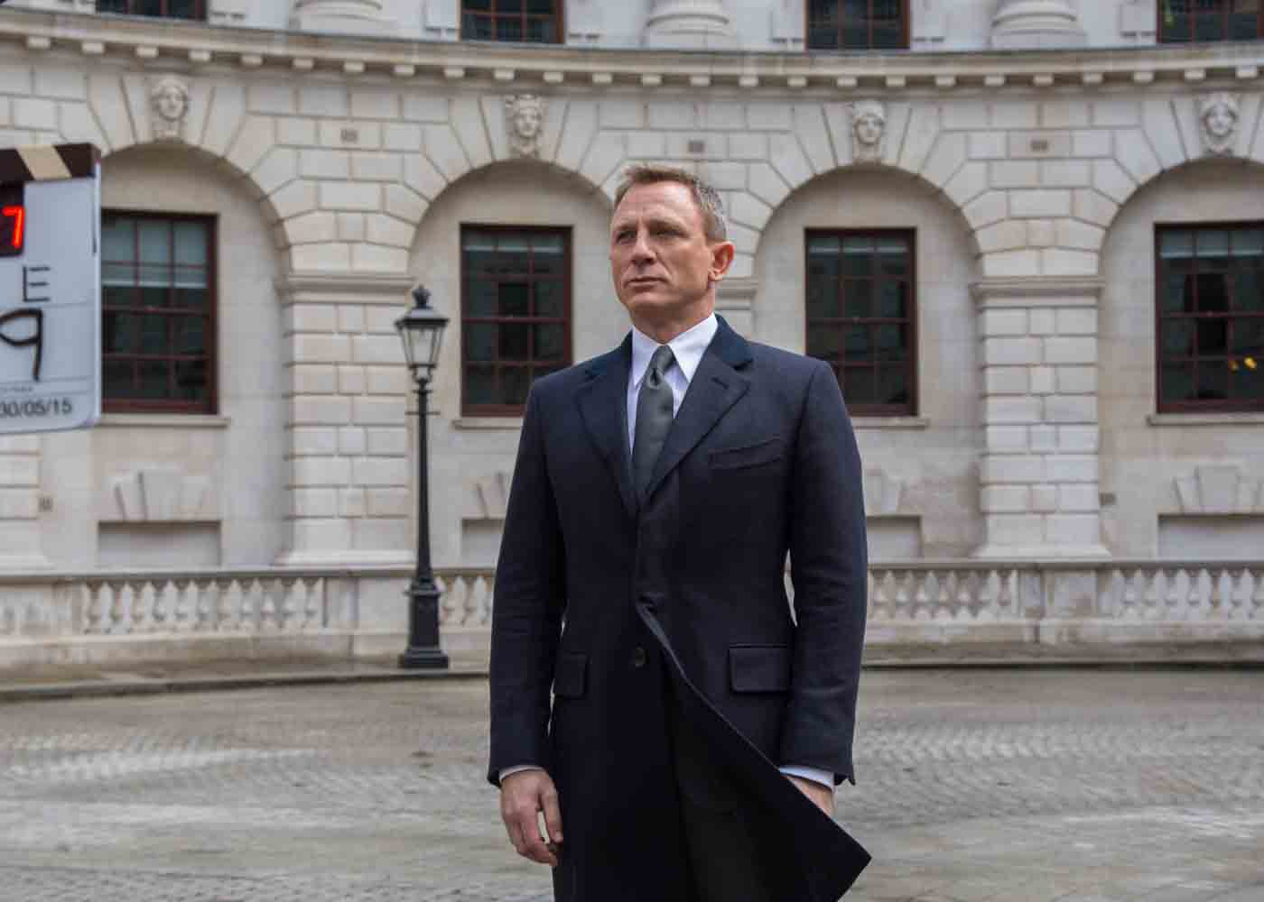 Release Date has Been Set for Next James Bond Movie