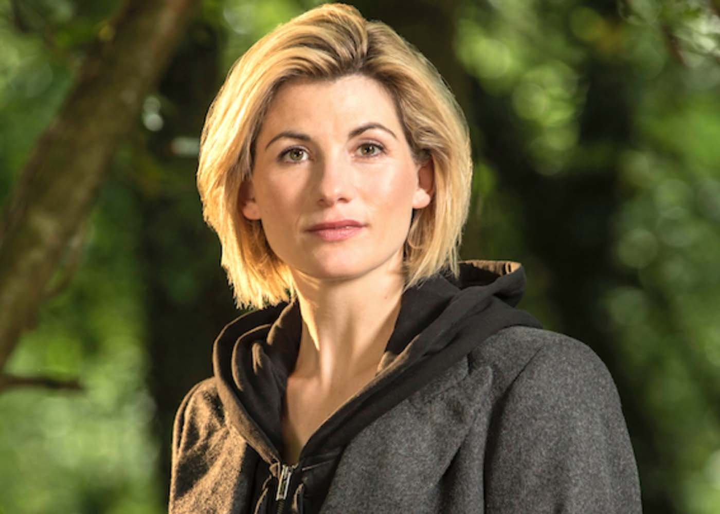Jodie Whittaker Taking Over the Tardis on Doctor Who
