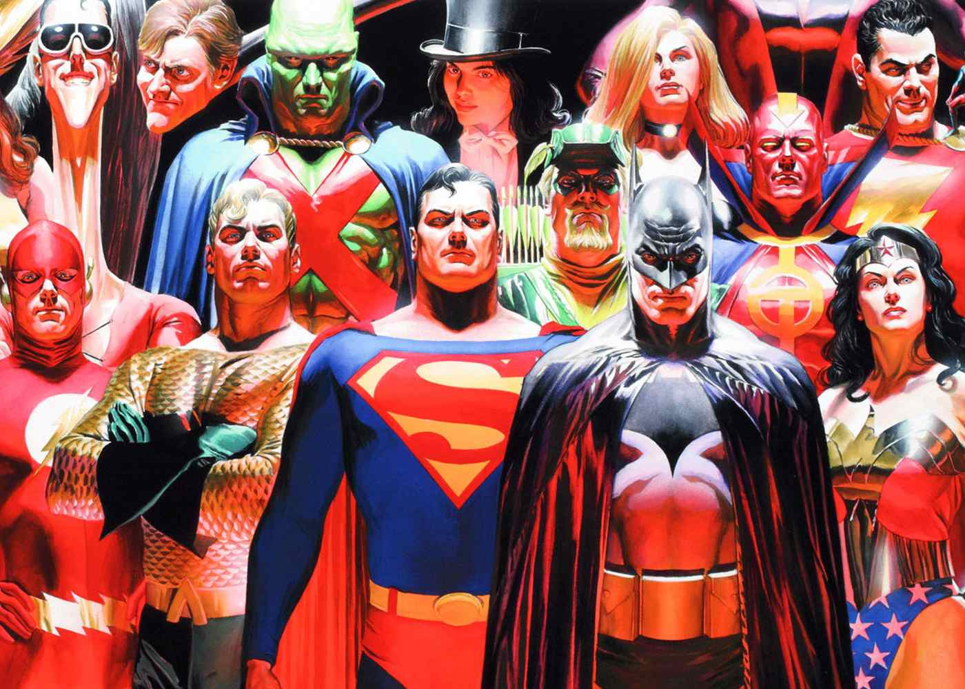 Photographer Confirms Alex Ross Inspired Justice League Poster