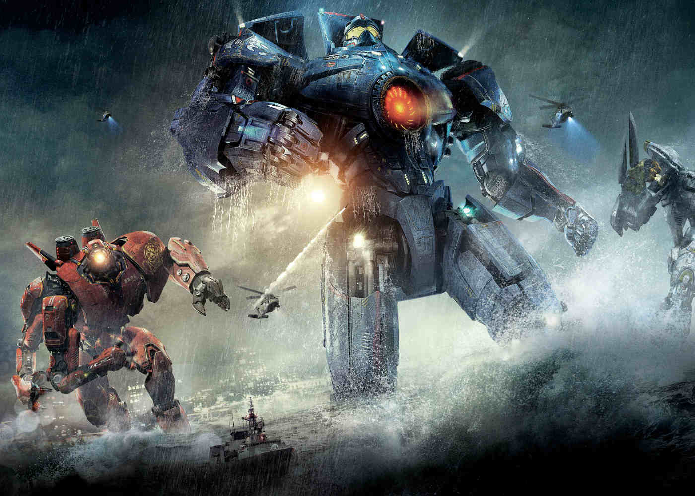 Pacific Rim Anime Coming to Netflix in 2020