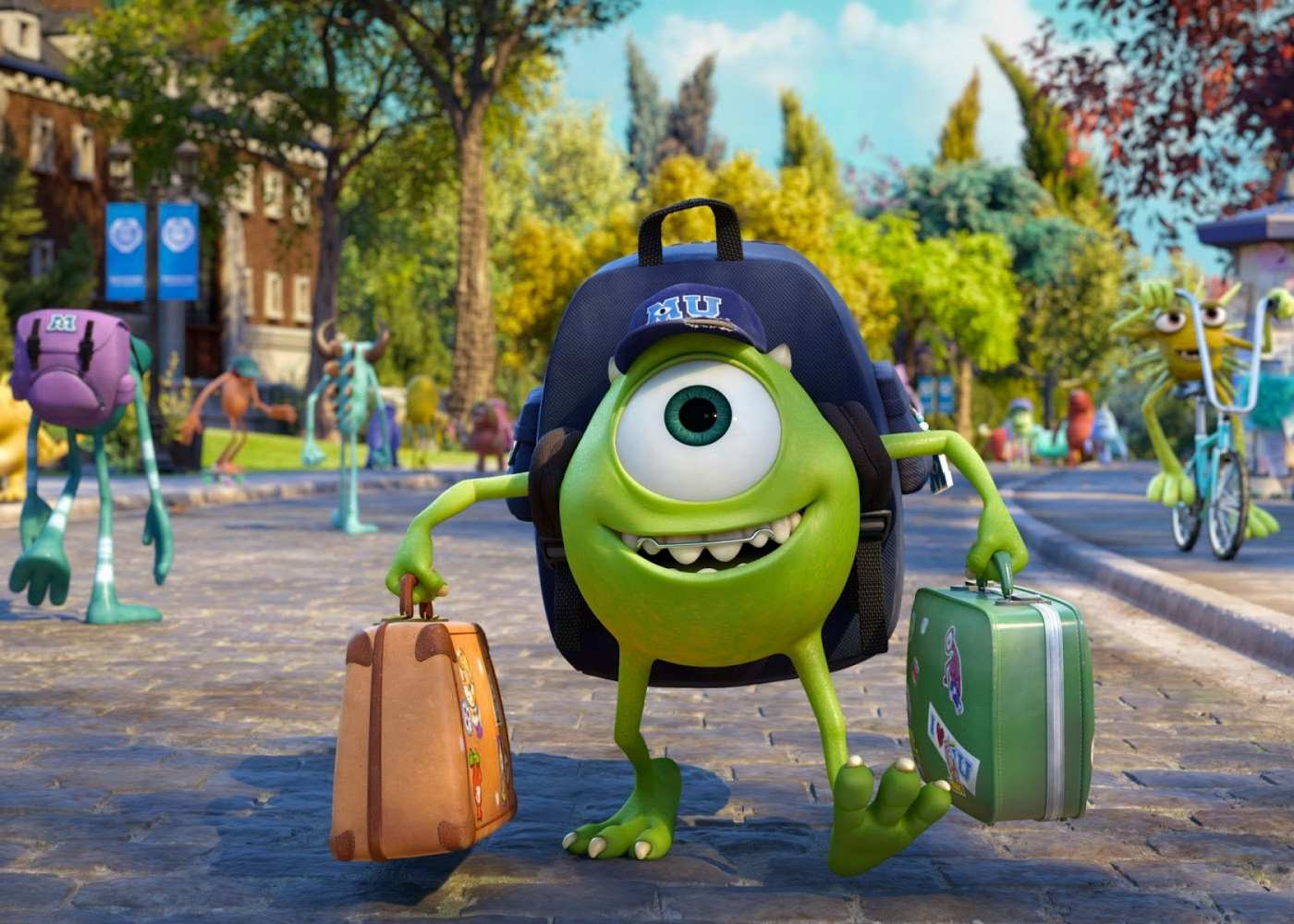 Monsters University Director to Helm New Untitled Pixar Film