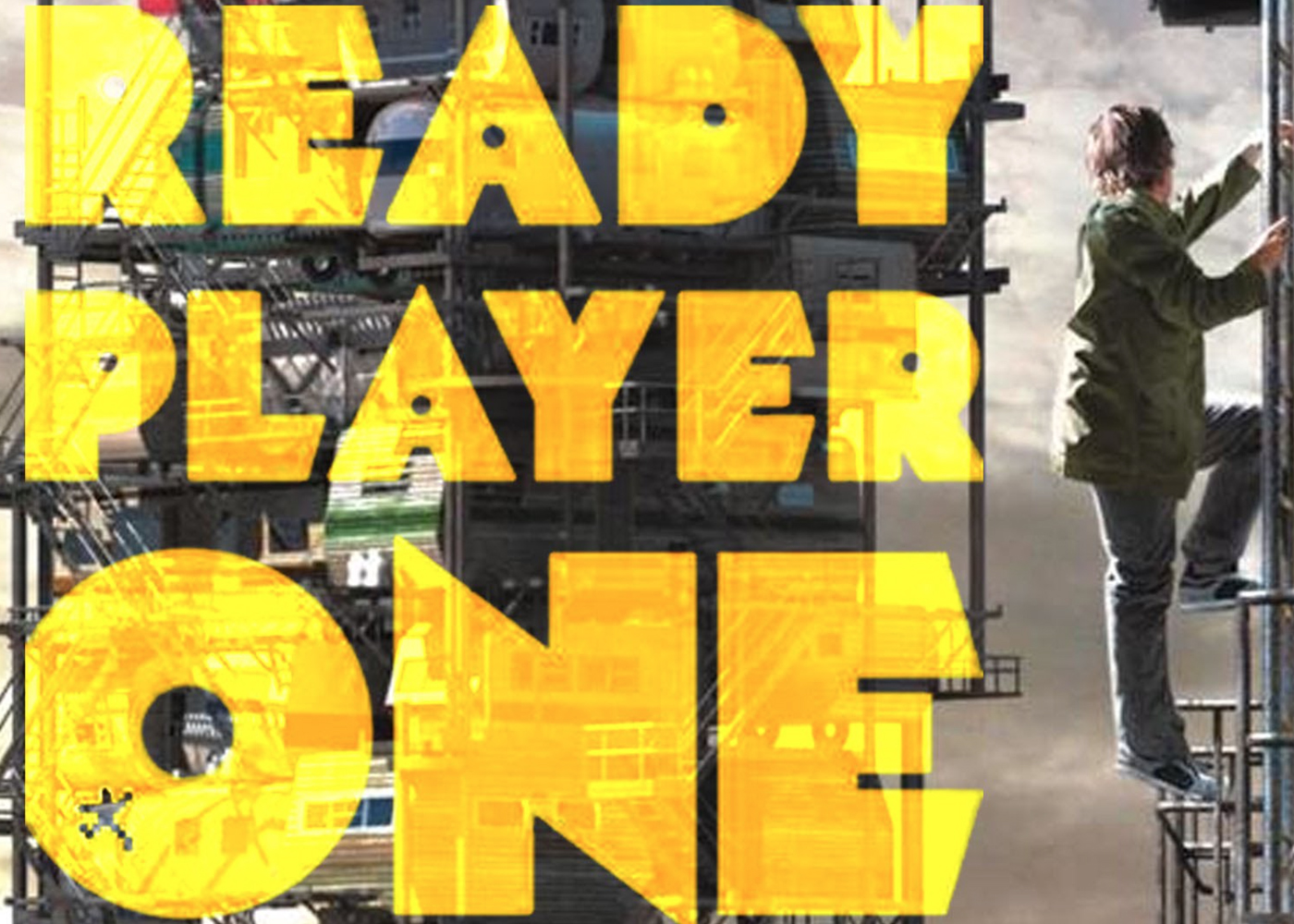 Hunt for Easter Eggs in Ready Player One's First Official Image