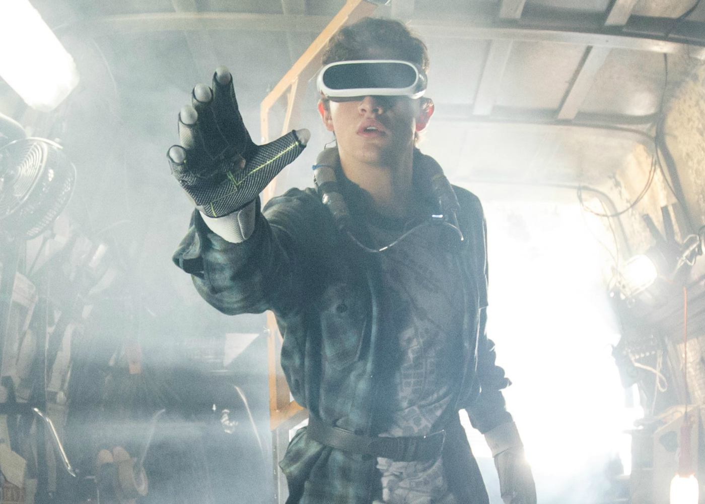 First Trailer for Ready Player One Debuts at SDCC