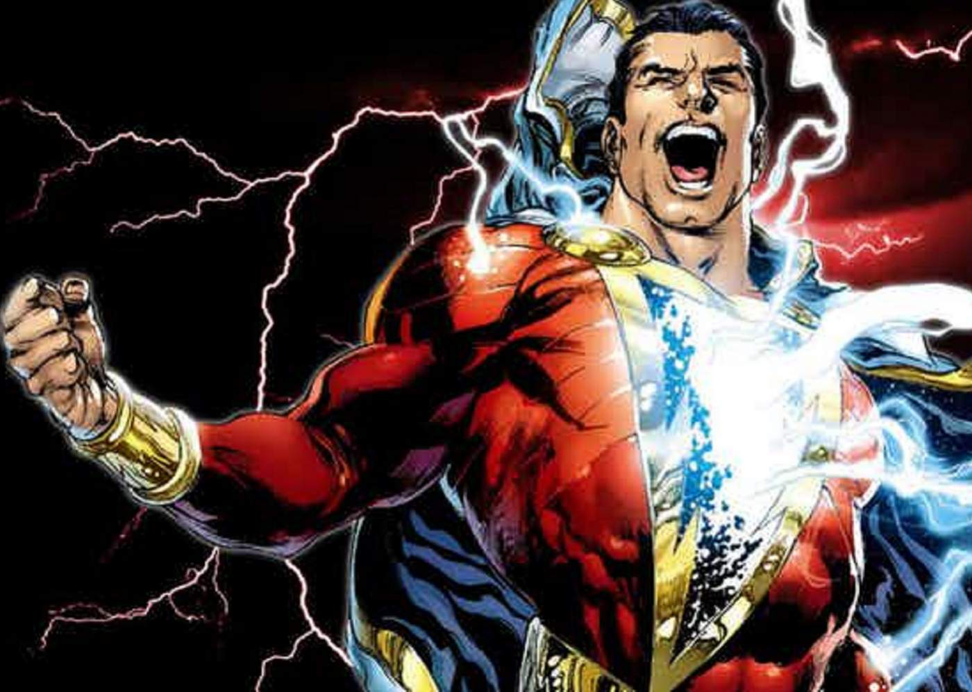 Warner Bros Announces Shazam The Next Dc Film To Go In Front
