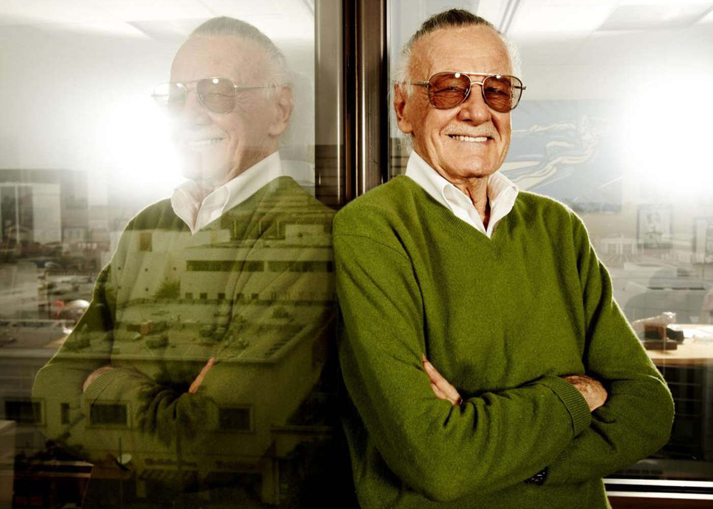Stan Lee Has Returned to the Set of Avengers: Infinity War