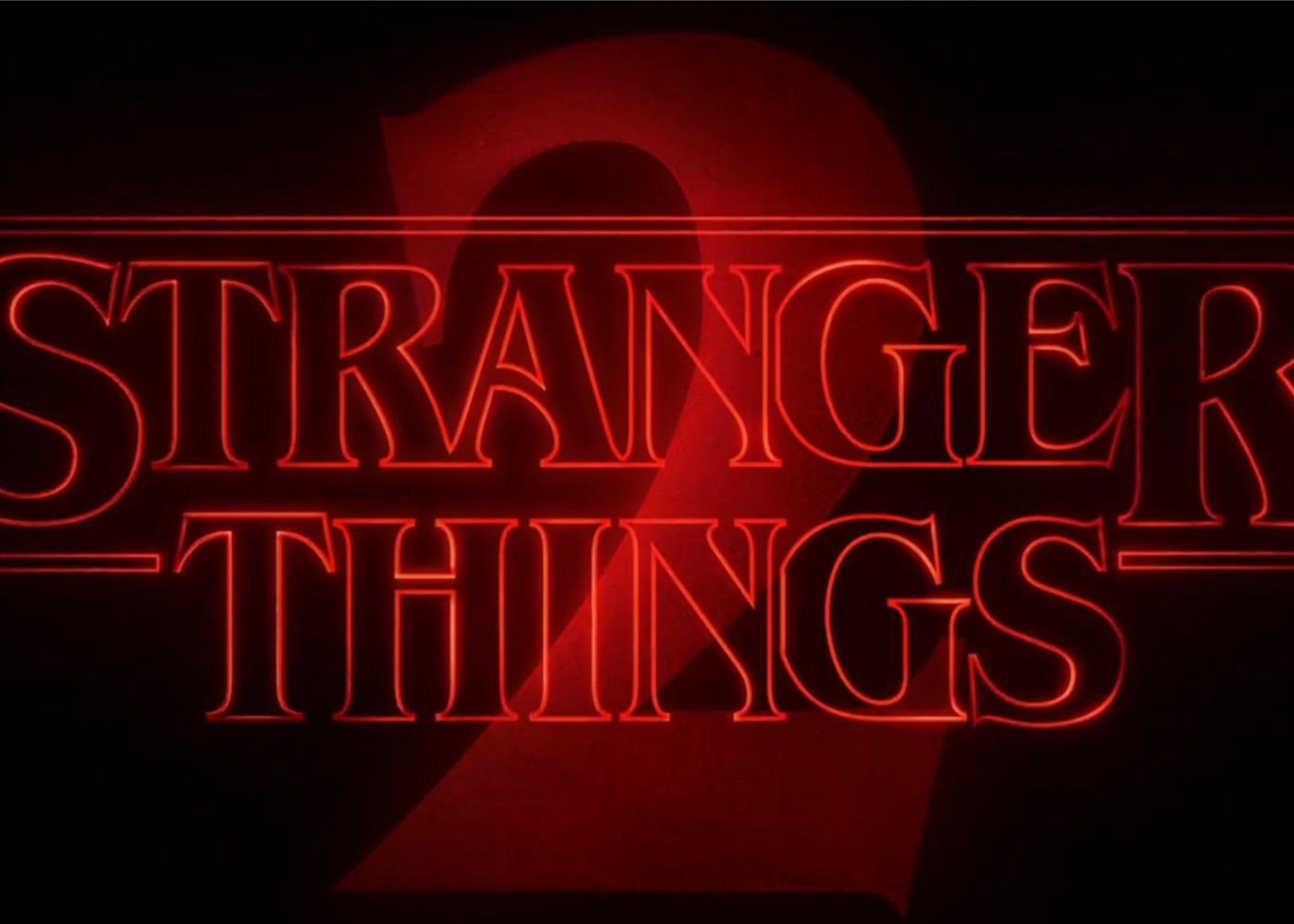 Stranger Things Season 2 Gets a New Teaser & Release Date