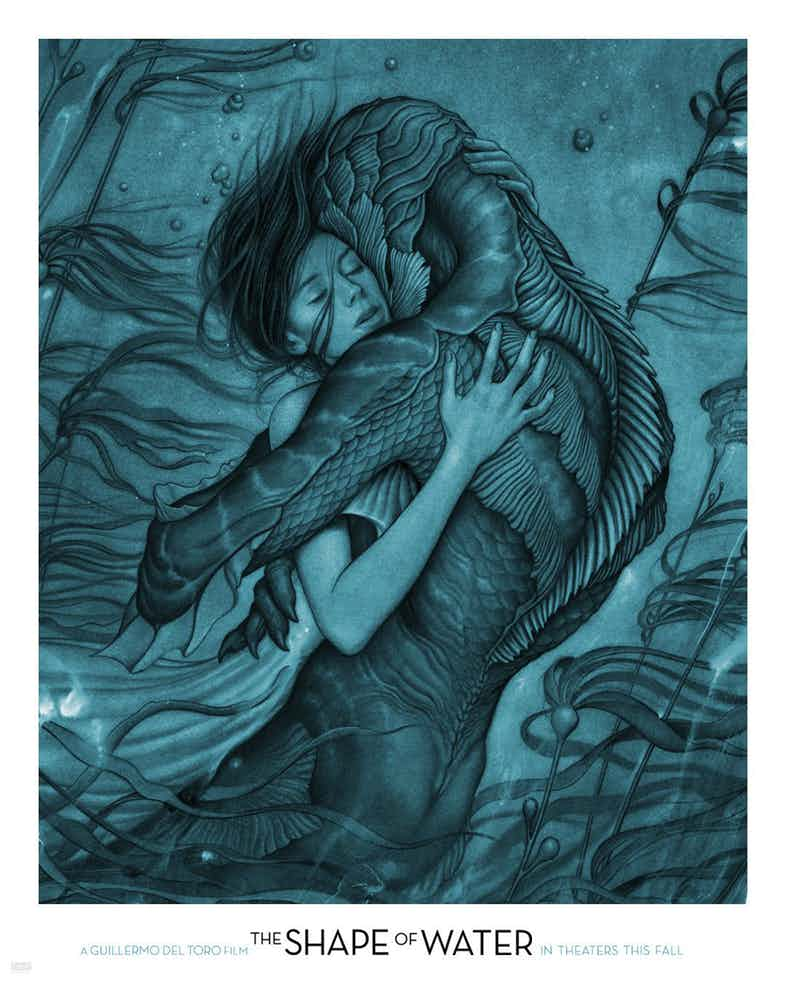 Guillermo del Toro's New Film The Shape of Water Gets ... Labyrinth Cast