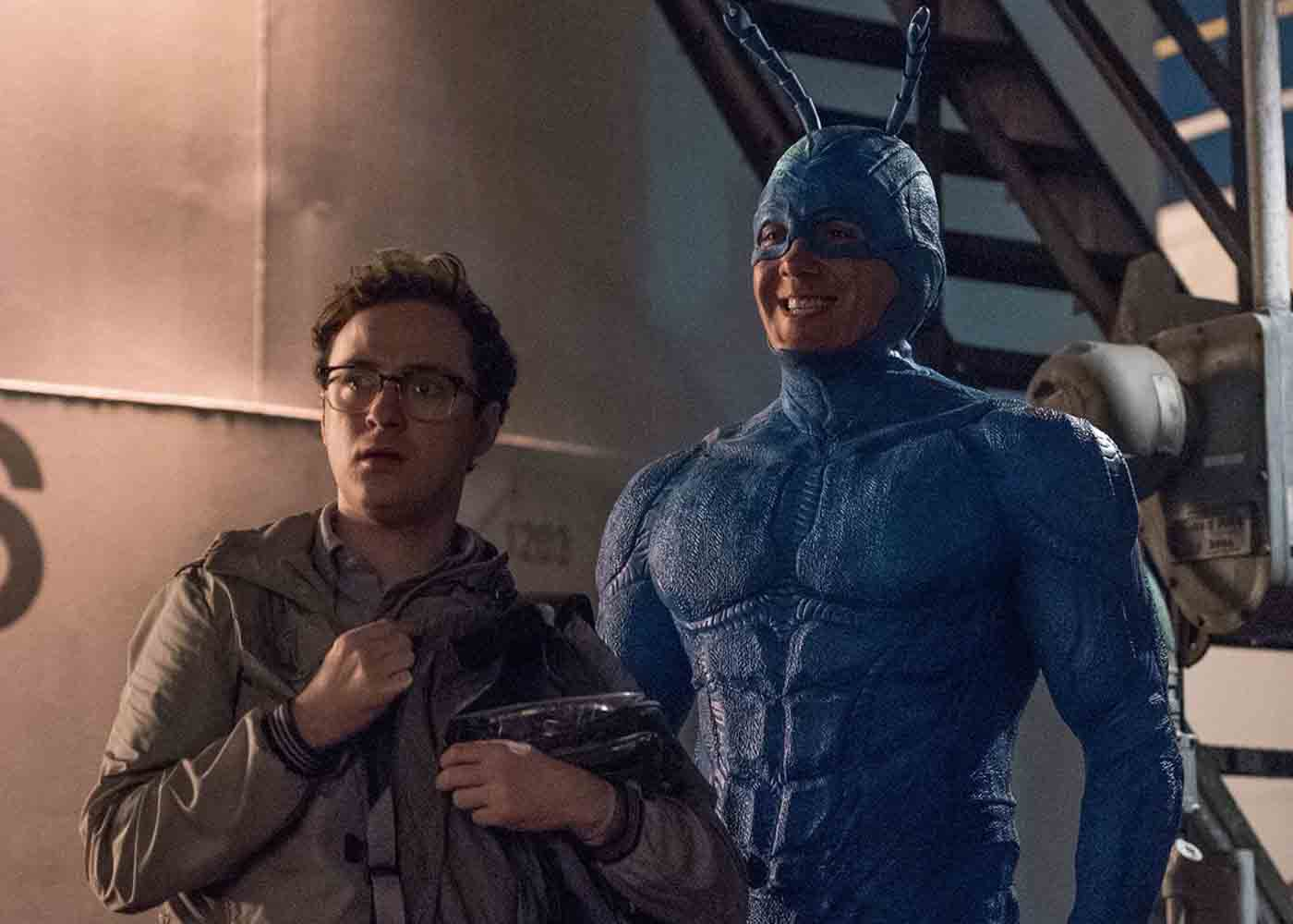 First Trailer Released for Amazon's Upcoming Superhero Series, The Tick