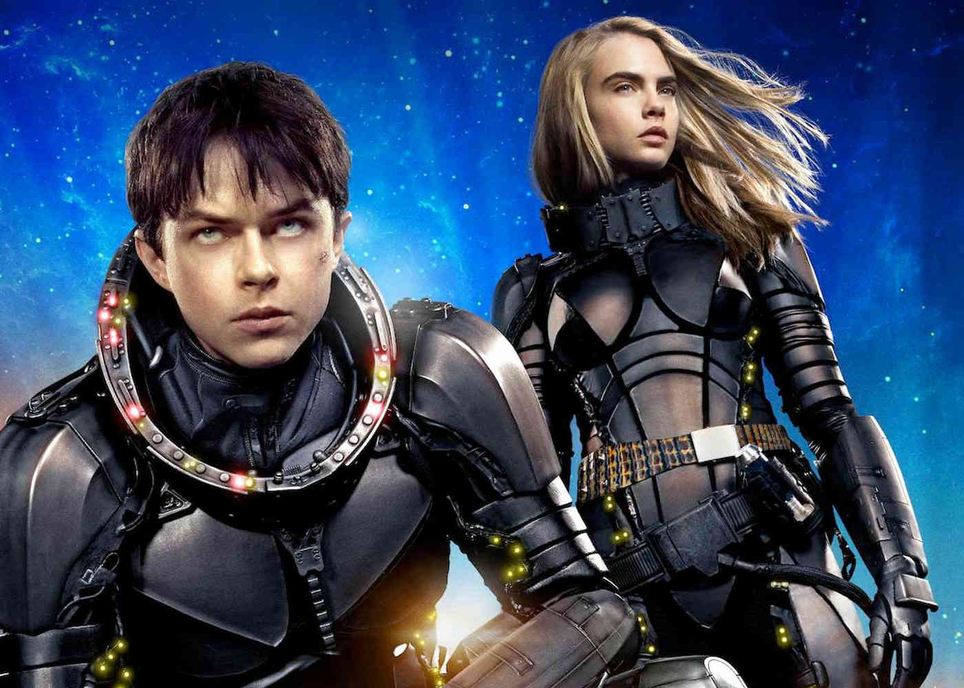 Valerian and the City of a Thousand Planets Floats in a Most Peculiar Way
