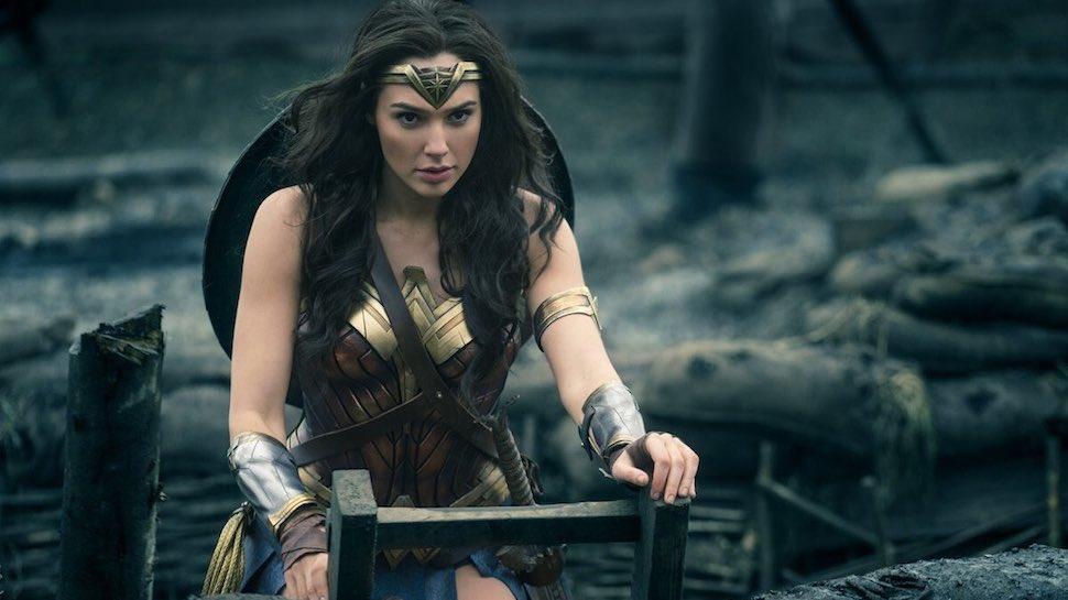 Wonder Woman No Man's Land