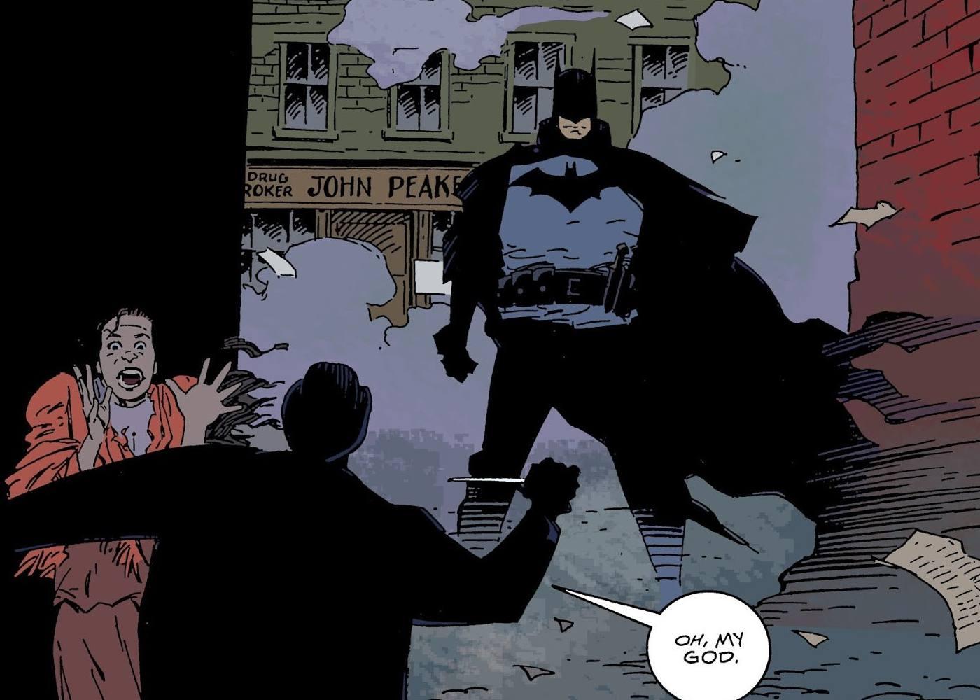Batman to Stalk Jack the Ripper in DC's Next Animated Film Gotham by Gaslight