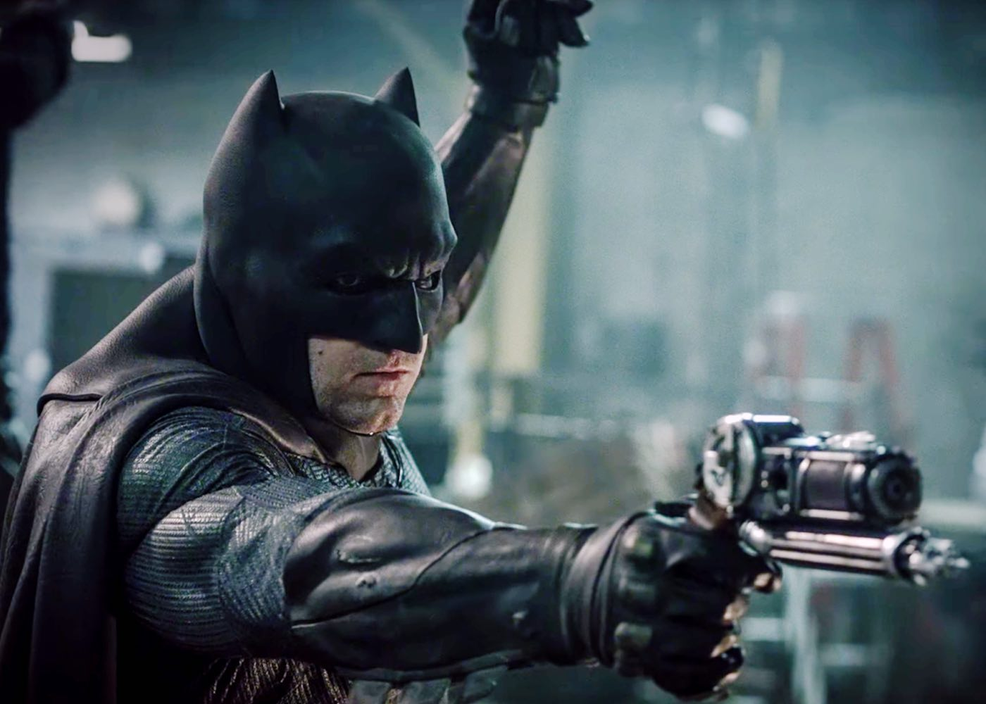 Ben Affleck Passionately Debunks Rumors of Batman Departure