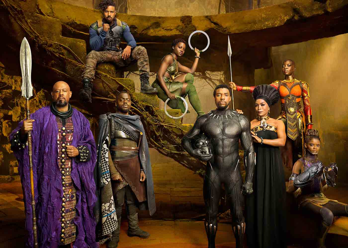 New Black Panther Images and Plot Details emerge