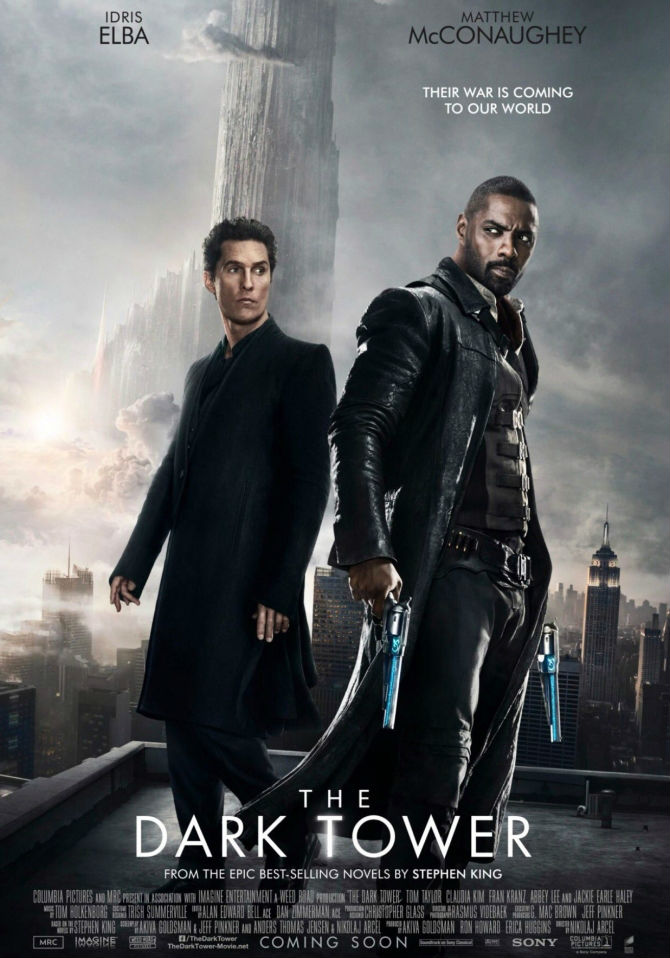 Dark Tower Poster 2