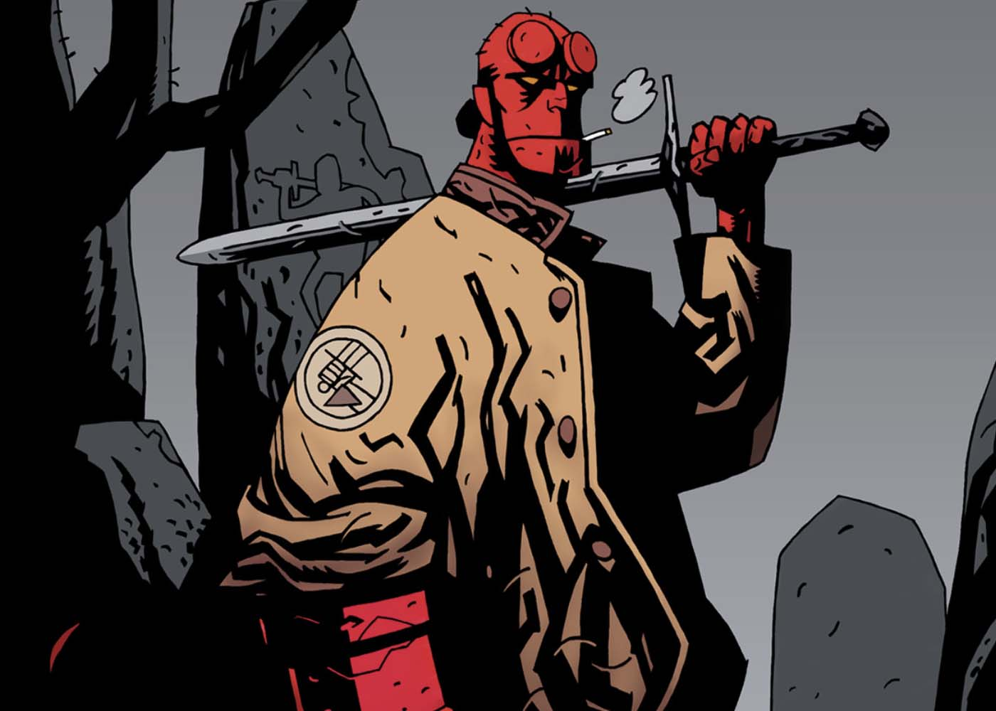 Gritty Hellboy Reboot May Have Home with Lionsgate