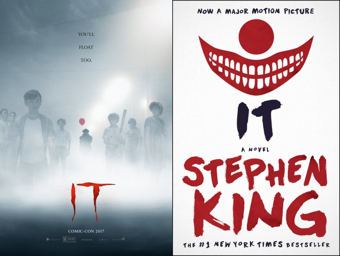reading list, it, stephen king, pennywise