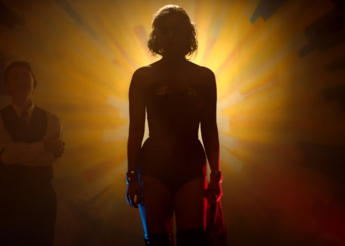Wonder Woman's Salacious Origins Revealed in Creator Biopic Trailer