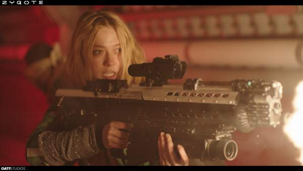 neill blomkamp, oats studios, horror, zygote, elysium, district 9, the gone world, dakota fanning