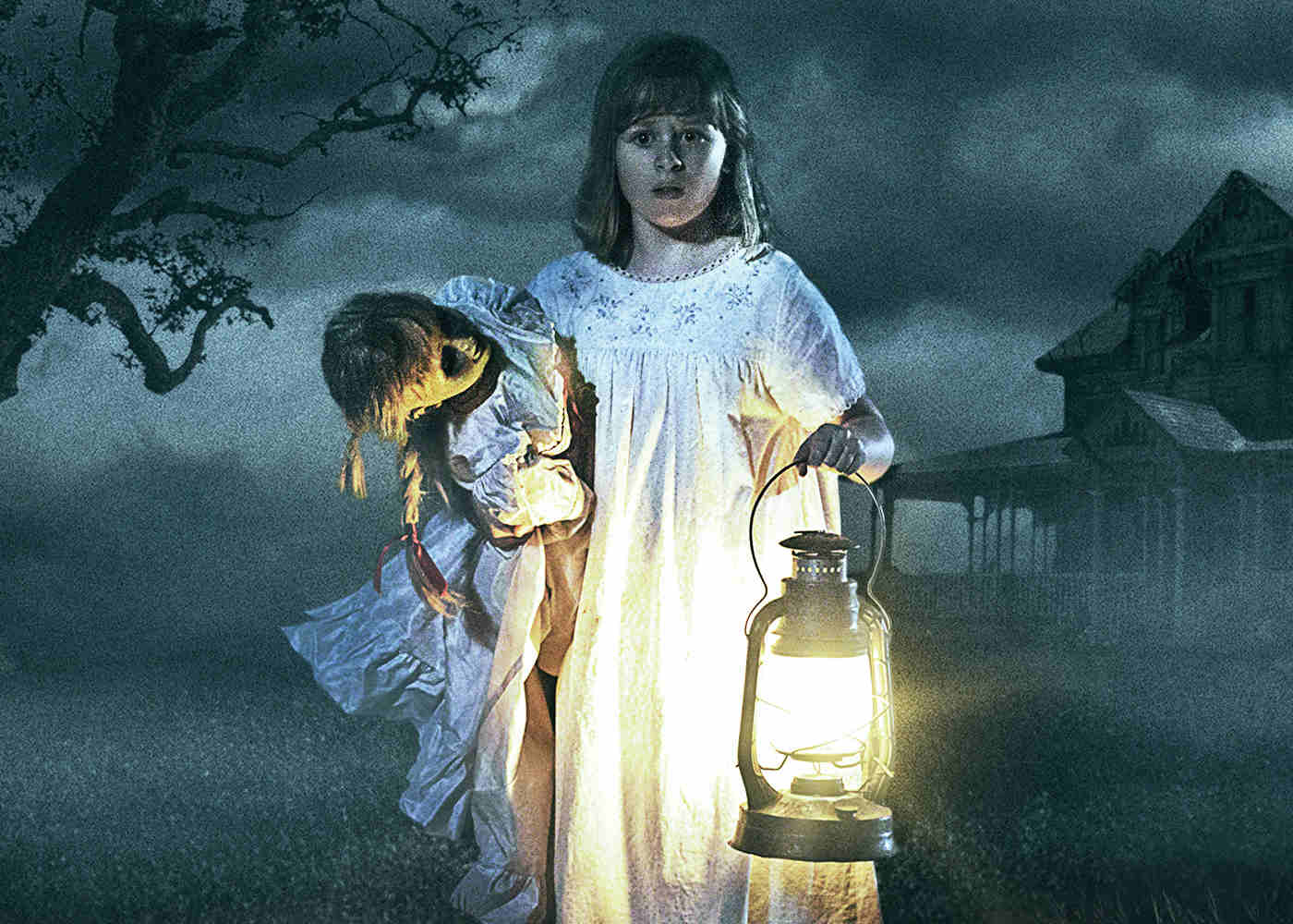 Review: Annabelle: Creation is a Pandora's Box of Horror Tricks