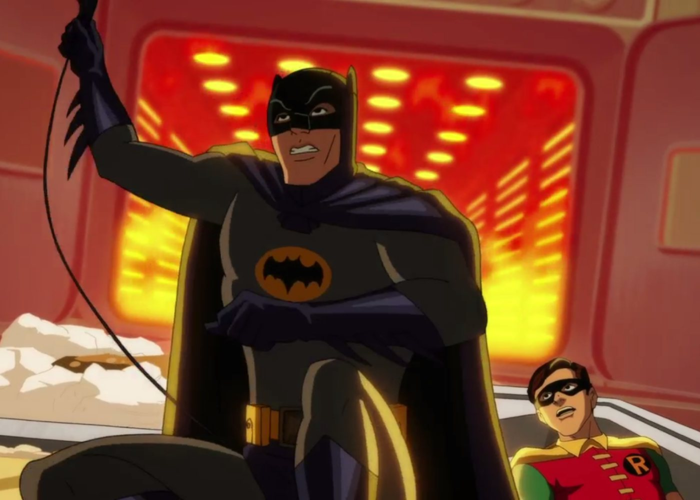 Release Date Possibly Revealed for Adam West's Final Turn as Batman