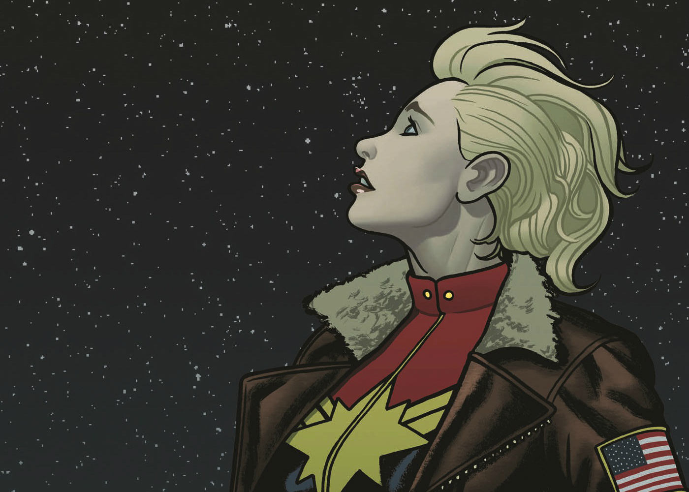 Post-SDCC Captain Marvel Speculation