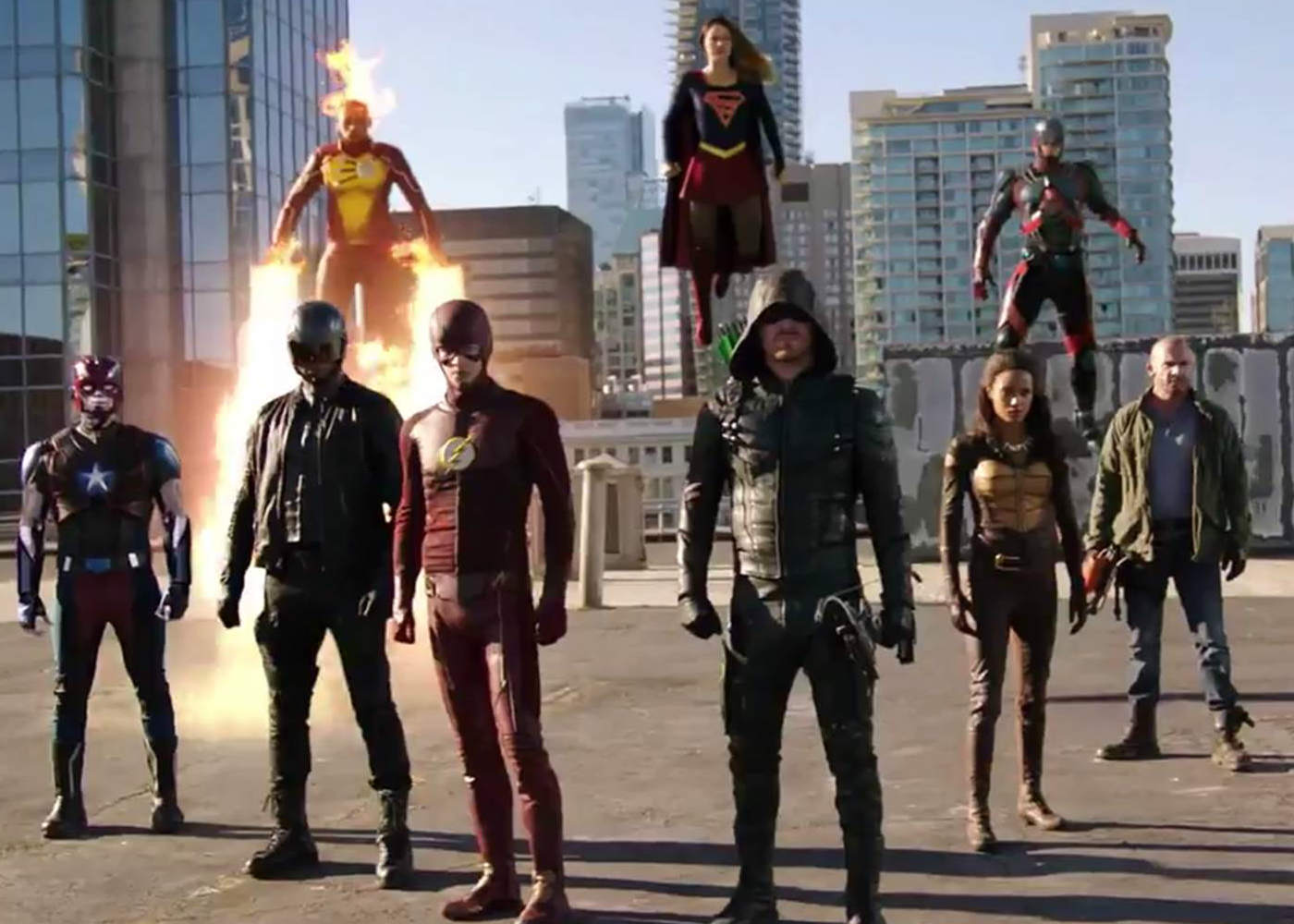 What Should CW's Next Arrowverse Crossover Be About?
