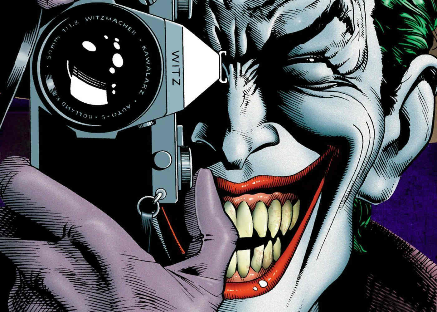 "Warner Bros. in ""Early Stages"" of a Joker Origin Movie"