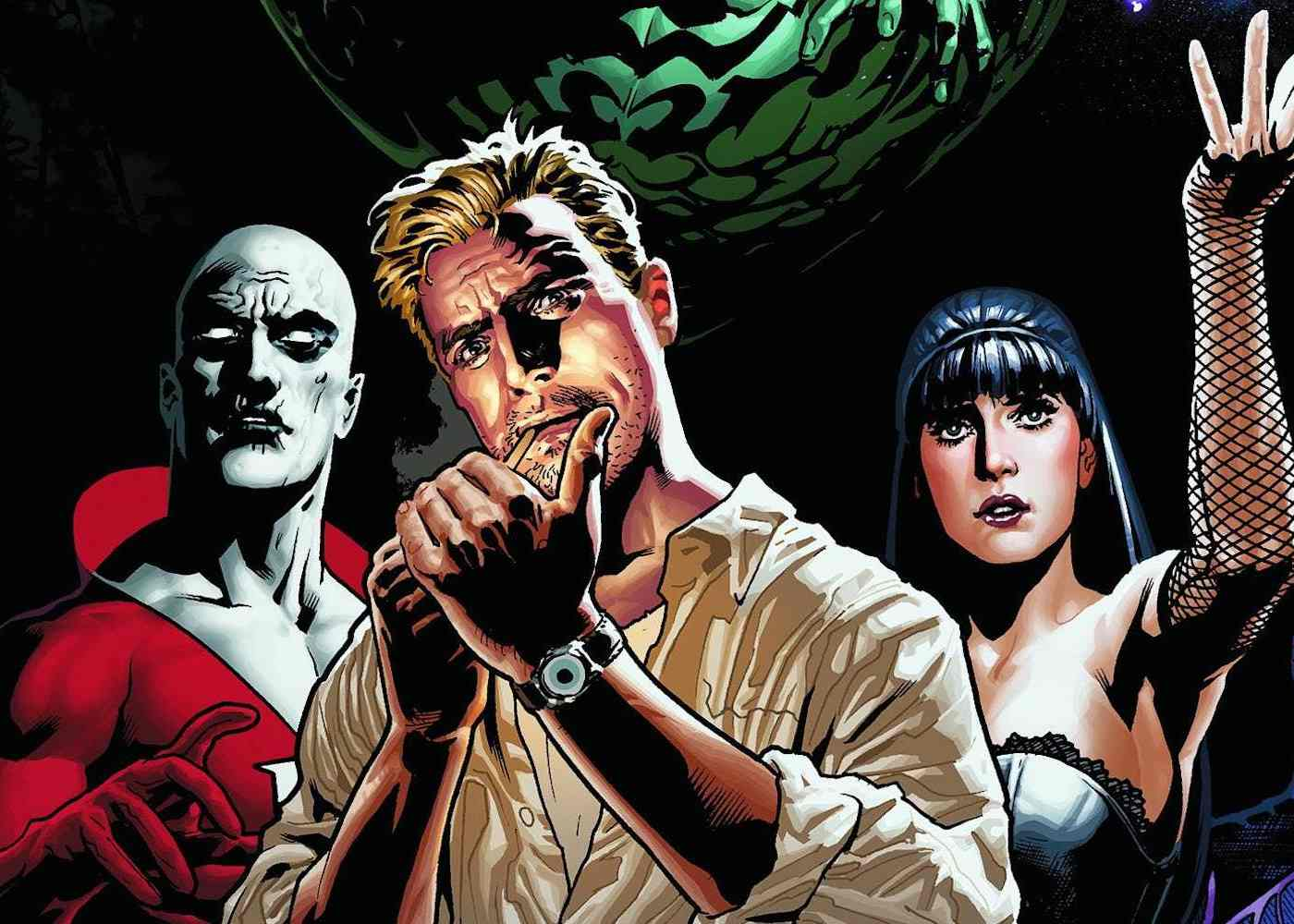 UPDATED: Justice League Dark Reportedly Getting Rewrite from Jon Spaihts