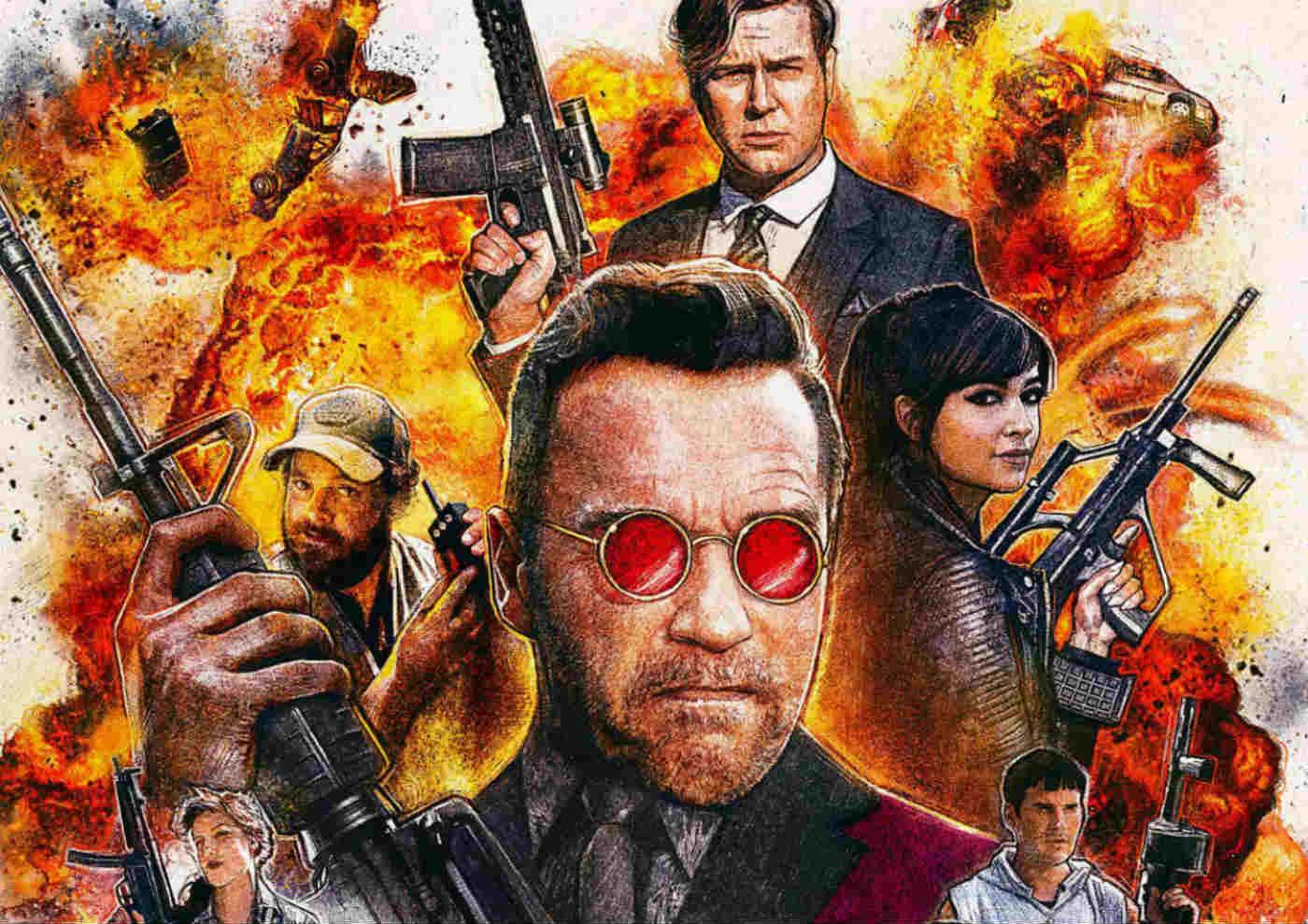 Watch Schwarzenegger Play it for Laughs in Killing Gunther Trailer