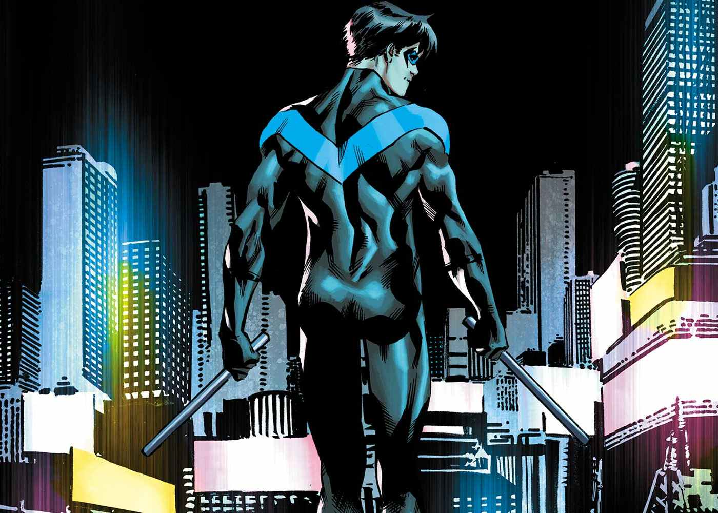 Director Explains Nightwing Film's SDCC Absence