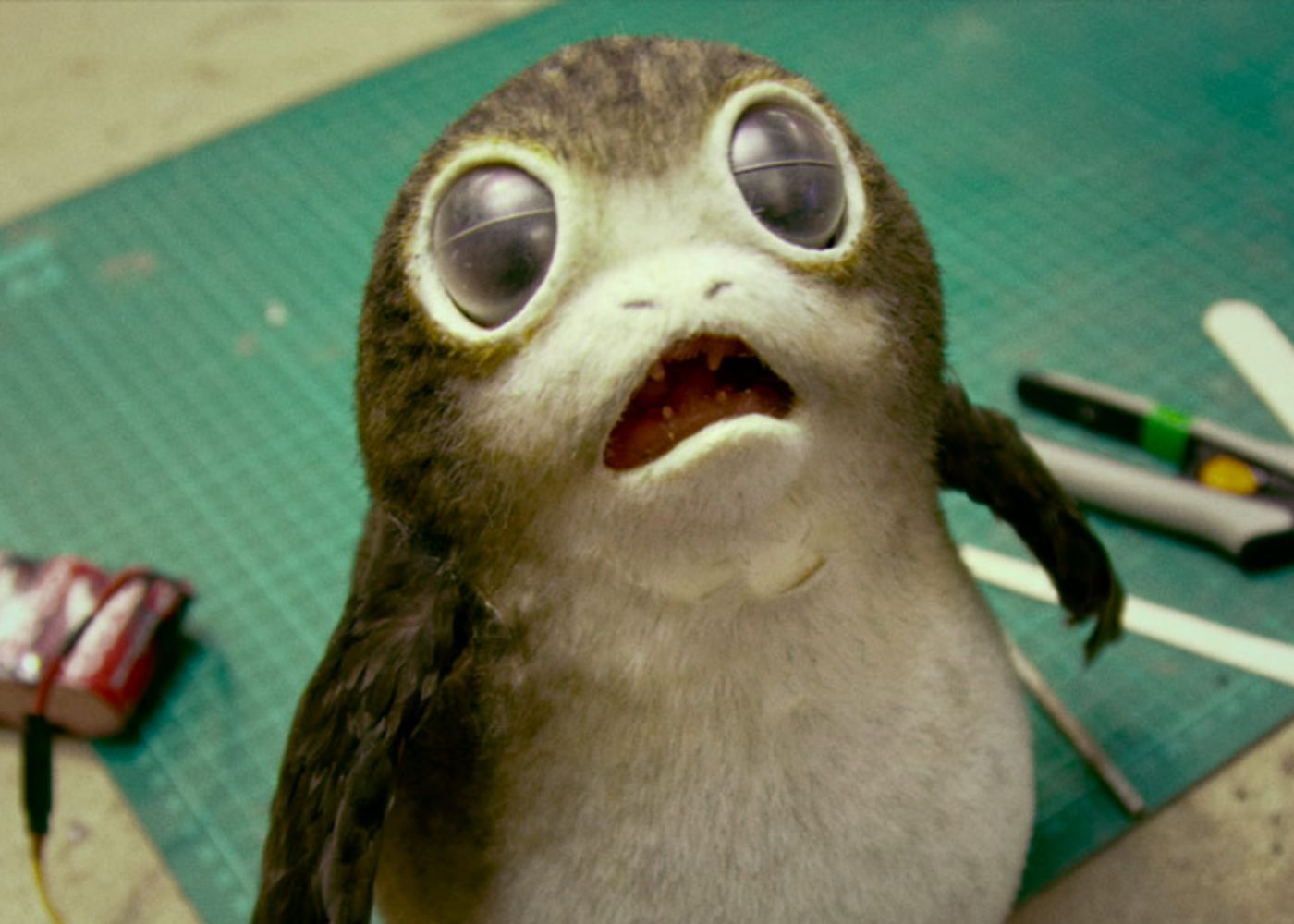 New, Adorable Creatures Revealed for Star Wars: The Last Jedi