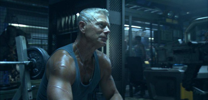 Stephen Lang in Avatar